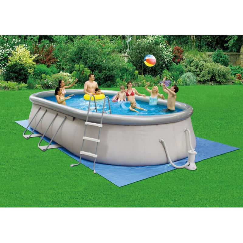 Piscine hors sol garden leisure piscine autoportante for Piscine hors sol zodiac kd