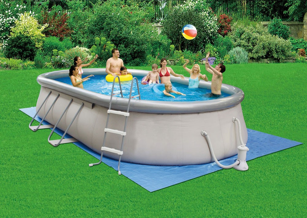 Piscine hors sol garden leisure piscine autoportante for Piscine hors sol autoportee