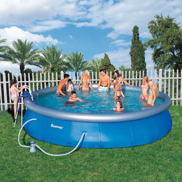 Bestway ronde fast set pools 549x107