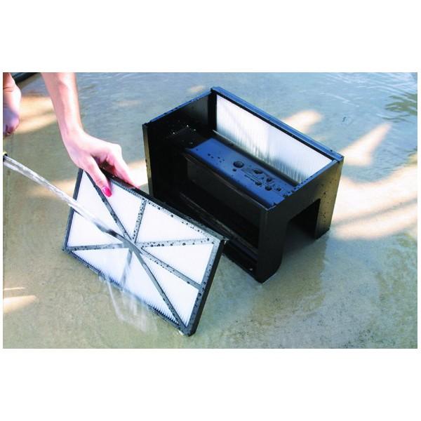 robot tiger shark hayward robot piscine lectrique. Black Bedroom Furniture Sets. Home Design Ideas
