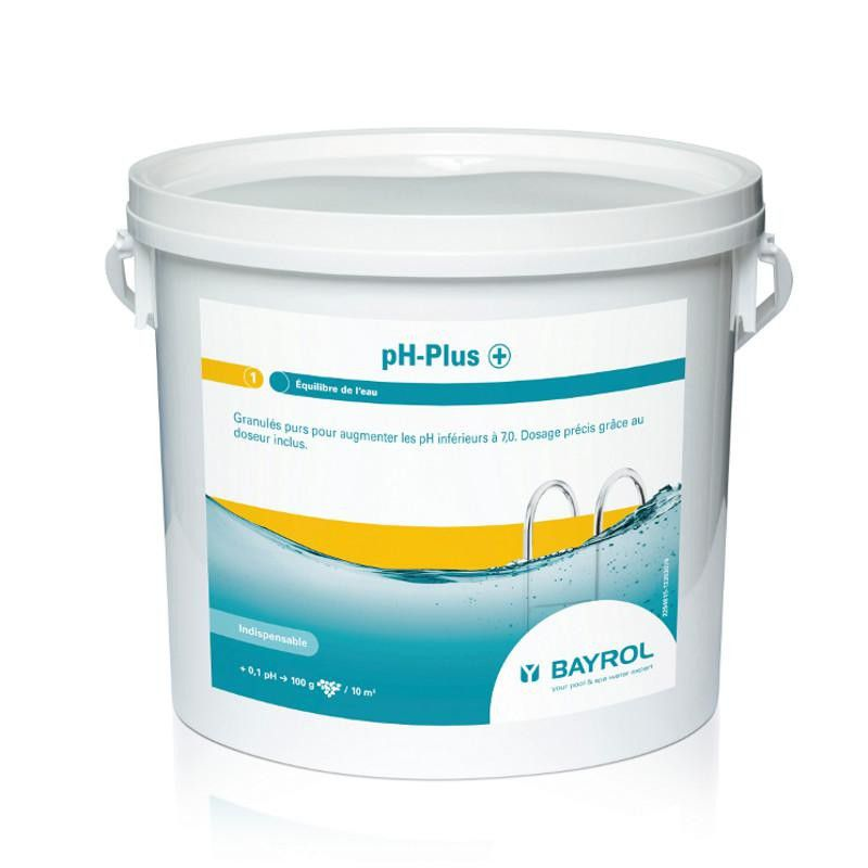 ph plus bayrol 5kg piscine shop