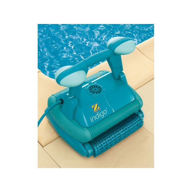 Robot zodiac indigo robot piscine lectrique for Robot piscine zodiac indigo