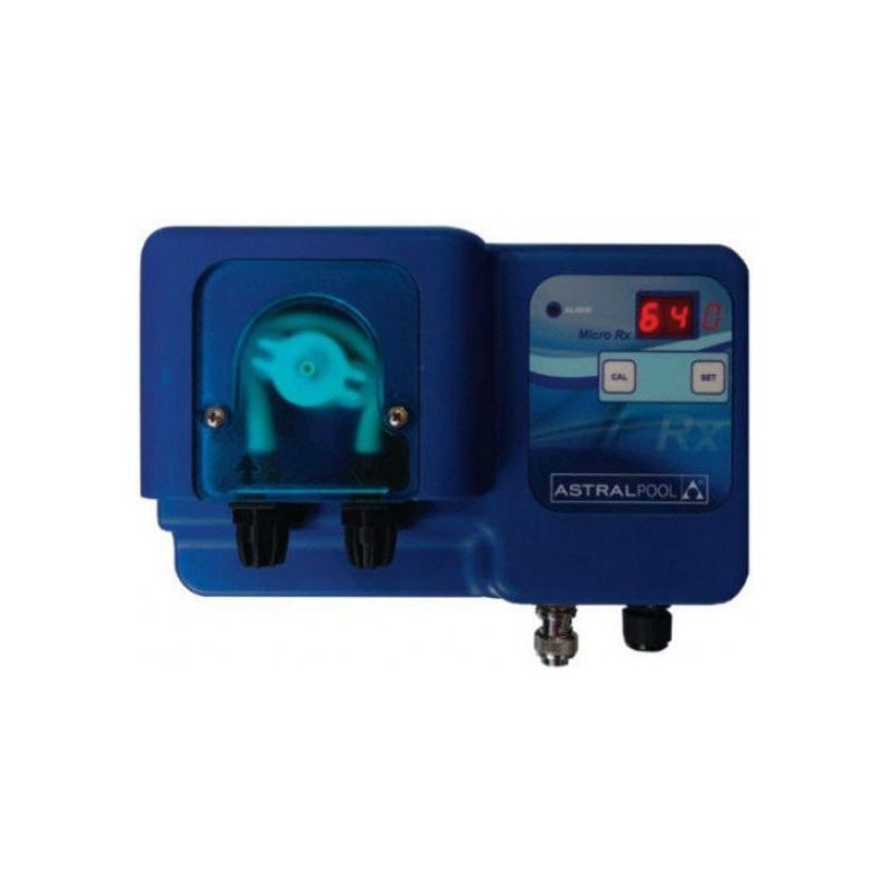 R gulateur de chlore astral micro redox astral pool - Regulateur ph piscine automatique ...