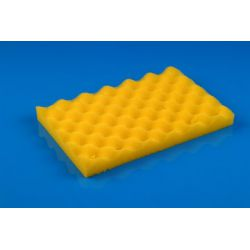 Brosse mousse jaune pour sweepy M3