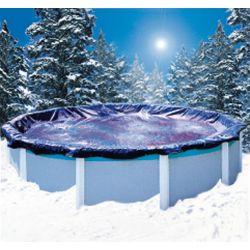Bache hiver ovale