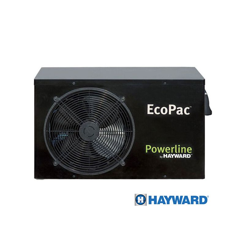 pompe chaleur hayward powerline ecopac 5 5 8 11 et 15 kw piscine shop. Black Bedroom Furniture Sets. Home Design Ideas