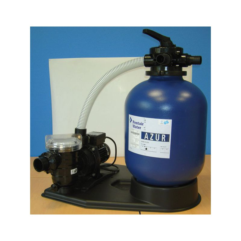 Kit Filtration Sable Azur 5m H Pentair Filtration