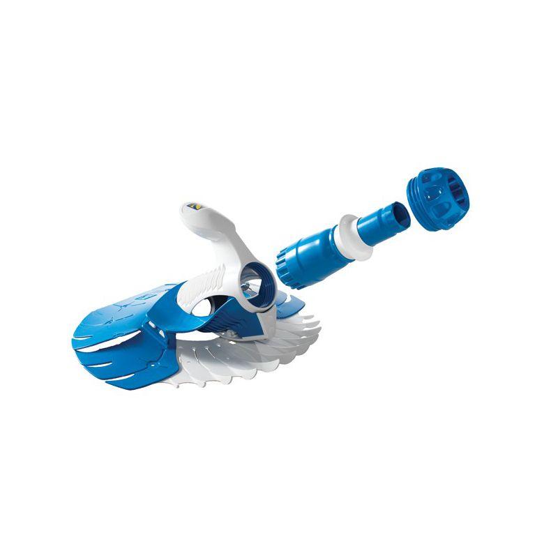 Robot zodiac t5 duo robot piscine hydraulique piscine shop for Robot zodiac