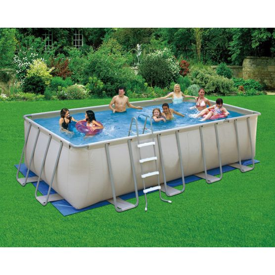 Piscine hors sol tubulaire garden leisure piscine for Balai aspirateur piscine hors sol
