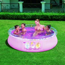 Piscine Dysney Princess