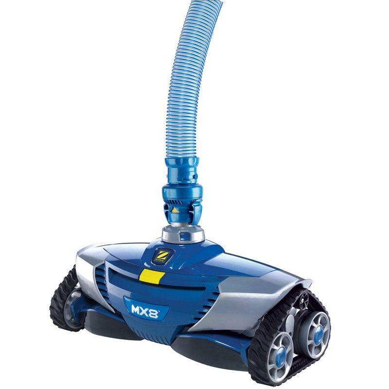 Robot zodiac mx8 robot piscine hydraulique for Piscine miroir hydraulique
