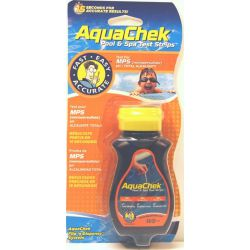 Aquacheck orange OXYGENE/PH/TAC