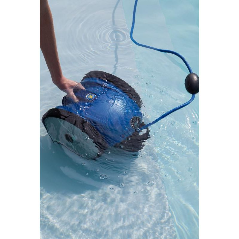 Robot zodiac vortex 1 robot piscine lectrique piscine shop for Robot piscine electrique zodiac