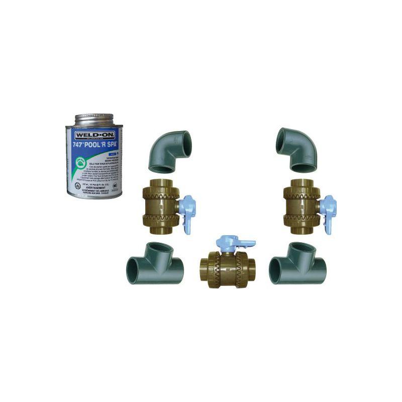Pompe a chaleur astralpool pompe chaleur climexel for Pompe a chaleur piscine astral