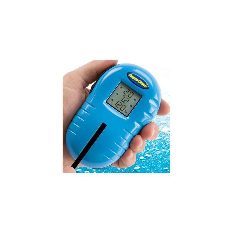 Testeur lectronique digital aquachek trutest piscine shop for Testeur eau piscine