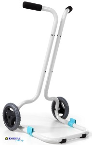Chariot pour robot piscine