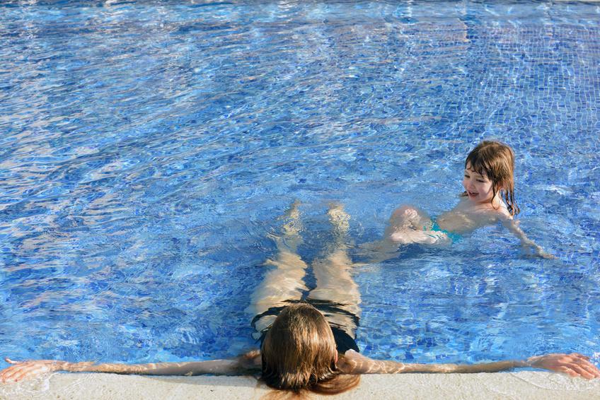 Zoom sur le chauffage lectrique pour piscine piscine shop - Chauffage electrique pour piscine ...