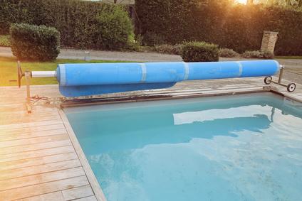 bâche-piscine