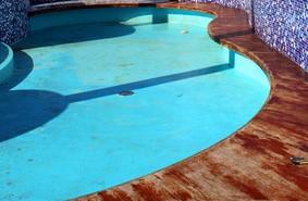 tache liner piscine