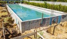 A quelle période faut-il construire sa piscine?
