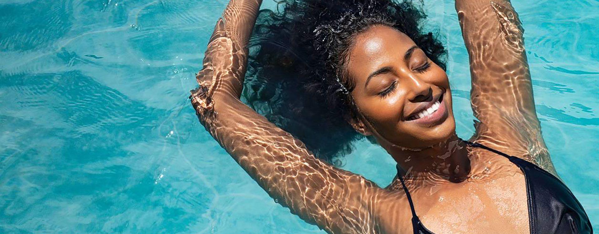 Quelle couleur d'eau pour sa piscine ?